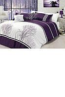 Комплект постельного белья принт VIP сатин