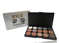 Тени Для Век Суперустойчивые Kylie Kyshadow Pressed Powder Eyeshadow Fard A PauPieres Presse