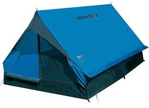 Палатка High Peak Minipack Lekki 2-х местная (синий)