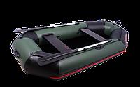 Двухместная надувная ПВХ лодка Vulkan V280 LP