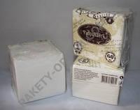 """Салфетка белая """"Фабрикантъ"""" 60 листов (23х23 см)"""