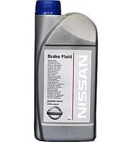 Тормозная жидкость  NISSAN Genuine Brake Fluid DOT 4 1л