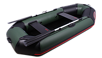 Двухместная надувная ПВХ лодка Vulkan V280 LSP