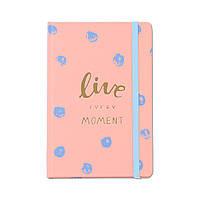 Блокнот Live every moment