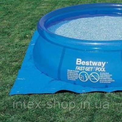 Покрытие под бассейн 58000(Размер: 2,74м х 2,74м), фото 2