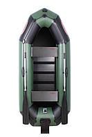 Двухместная надувная ПВХ лодка Vulkan V280 LST