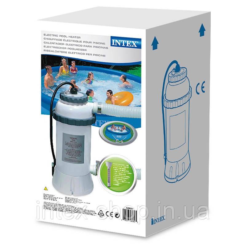 Нагреватель воды для бассейна Intex 28684 (56684)