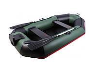 Двухместная надувная ПВХ лодка Vulkan V280 LSPT