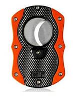 Практичная гильотинка Colibri MONZA цвет - черный/оранжевый Co200t004-cu