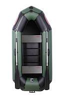 Двухместная надувная ПВХ лодка Vulkan V280 LS(ps)