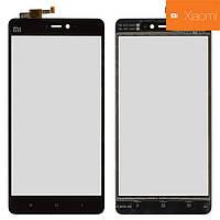 Сенсорный экран (touchscreen) для Xiaomi Mi4s, черный, оригинал