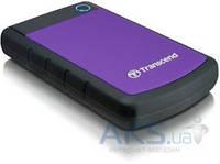 Жесткий диск внешний Transcend StoreJet 25H3P 1000GB (TS1TSJ25H3P)