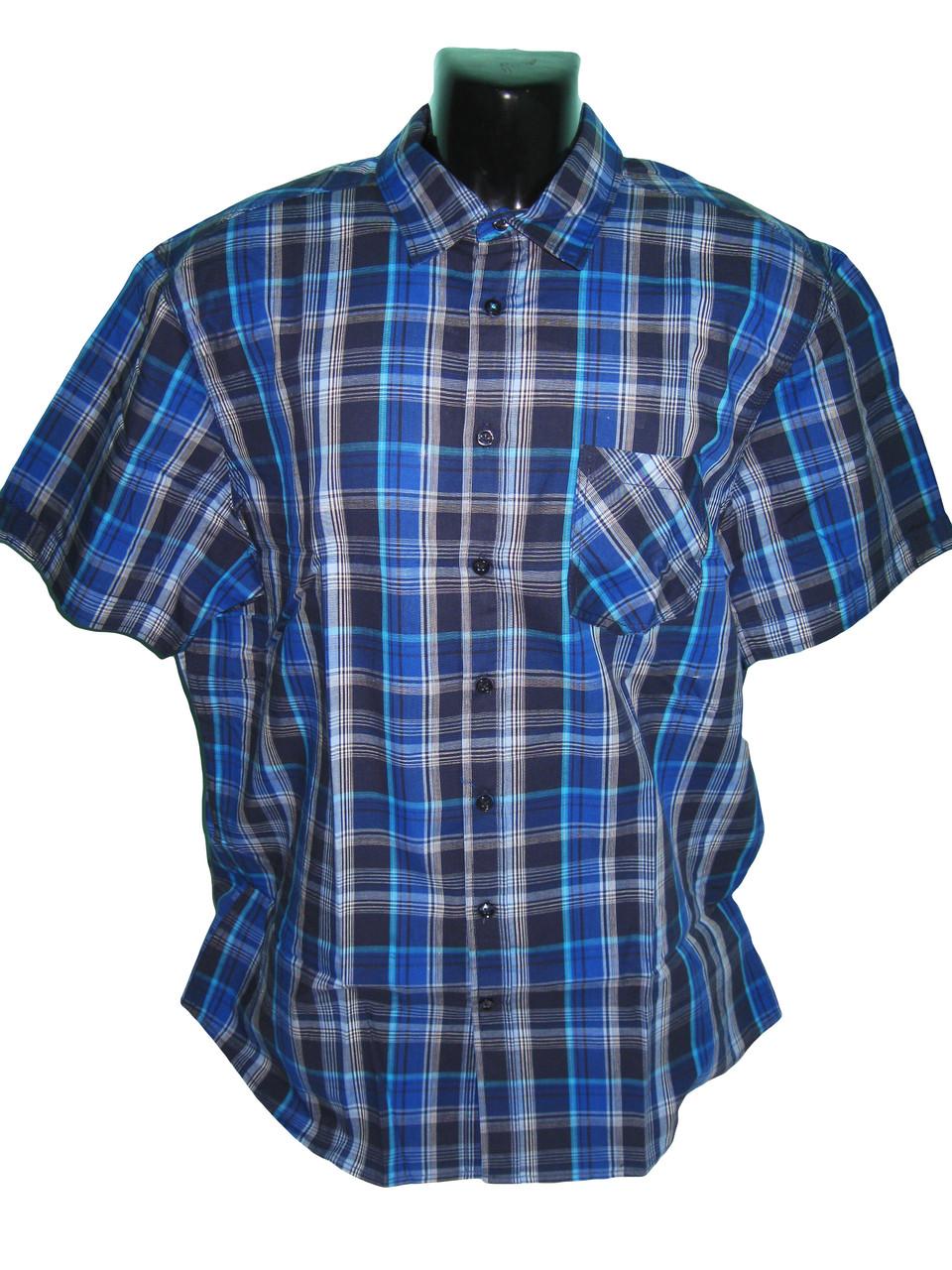 Рубашка мужская, LIVERGY, размер XL (43/44), арт. М-175