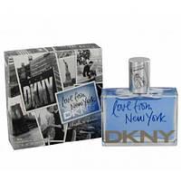 DKNY Love from New York for Men 100мл(донна каран лав фром нью йорк)