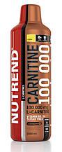 Carnitine 100000 Nutrend 1000 ml