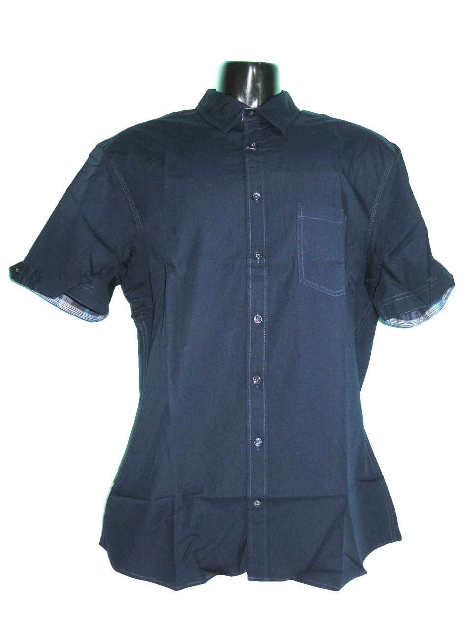 Рубашка мужская, LIVERGY, размер L (41/42), арт. М-174