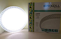 Светильник настенно-потолочный Brixoll SIYANIE smart с ПДУ 24W 1800lm ip20 Ø400
