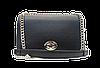 Прямоугольная женская сумочка DAVID DJONES черного цвета LLW-080130