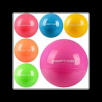 Мяч для фитнеса, 75 см (M0383 UR)