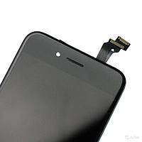 LCD iPhone 4G+touch white orig Pass