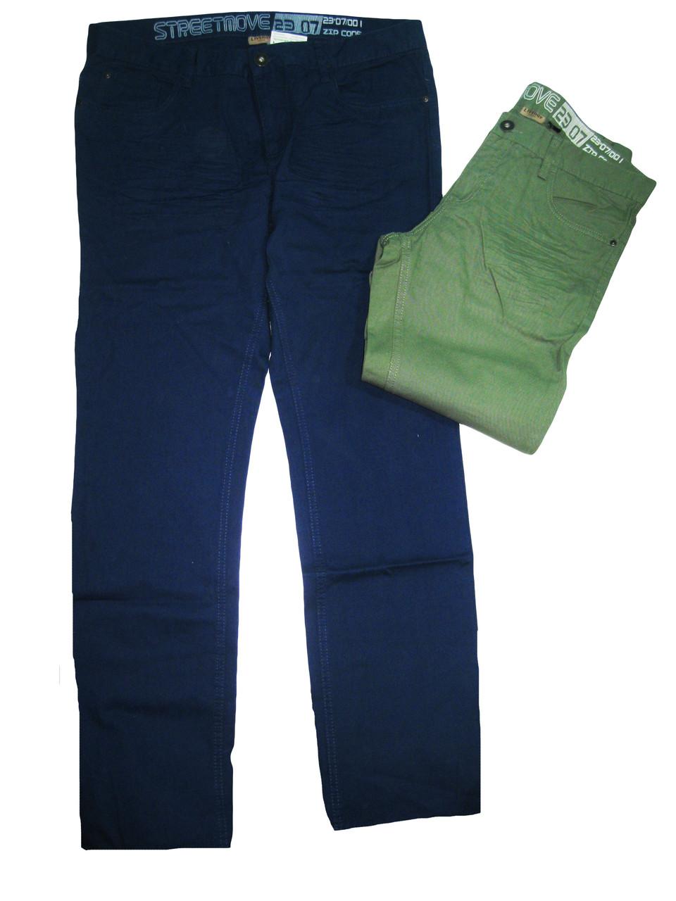 Брюки мужские джинс-котон, LIVERGY, размеры  54, арт. М-196