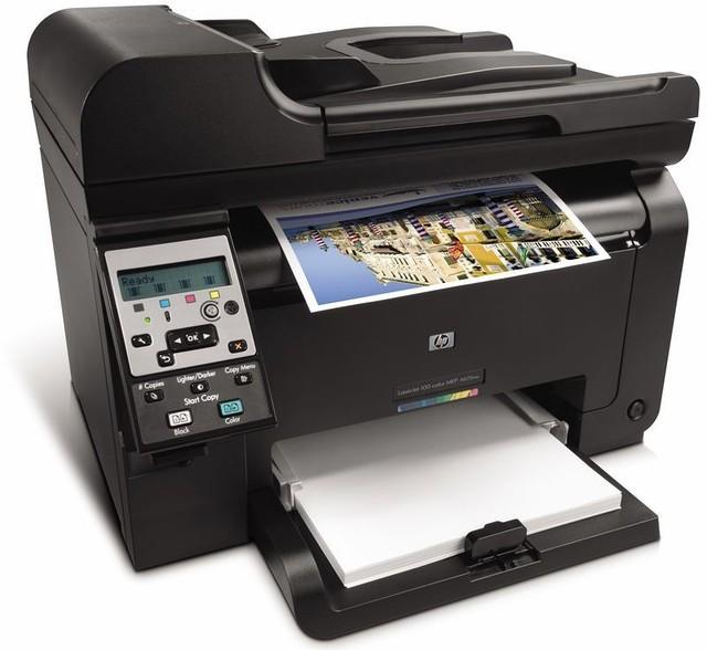 Заправка HP Laserjet Pro100 Color MFP 175a с выездом мастера
