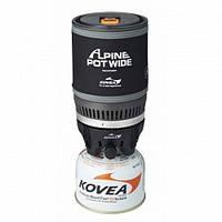 Газовий пальник Kovea Alpine Pot Wide KB-0703W