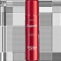 Парфюмированный дезодорант-спрей для женщин Coquette