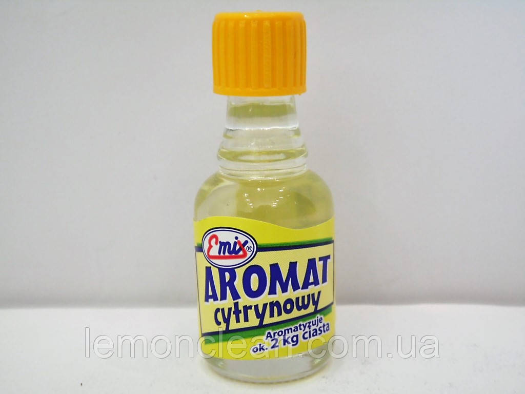 Ароматизатор пищевой Emix лимон 10мл