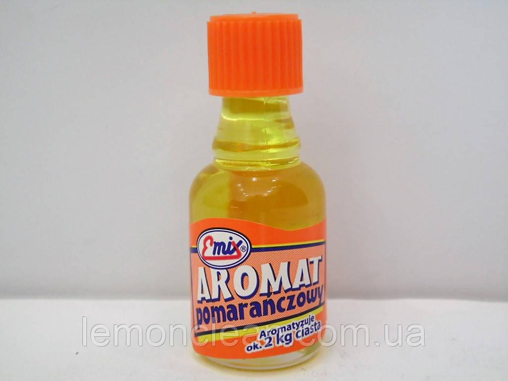 Ароматизатор пищевой Emix апельсин 10мл
