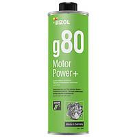 Очиститель топливной системы BIZOL Motor Power+ g80, 0,25л
