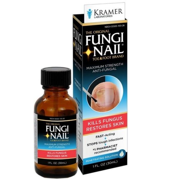 Растворы для лечения грибка ногтей, 30 мл.