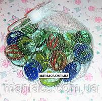 Декоративный стеклянный камень, Лаура крупный