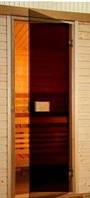 Двери для бани и сауны Saunax Classic (матовые)