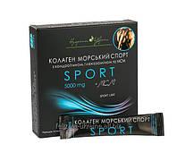 Коллаген Спорт с глюкозамином, хондроитином и МСМ 14пак.