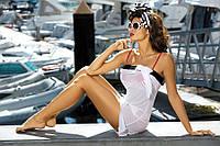 Пляжное платье-туника Mia от TM Marko (Польша) Белый