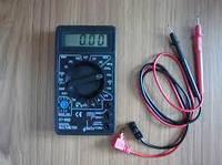 Мультиметр (тестер) DT832 цифровой