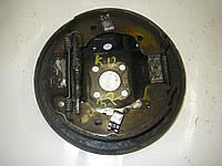 Колодки ручника задние правые под барабан Micra K12 02-11 (Ниссан Микра К12)