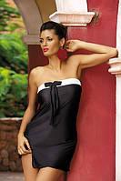 Пляжное платье-туника Mia от TM Marko (Польша) Черный