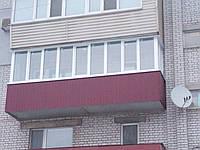 Балконы и лоджии под ключ, фото 1