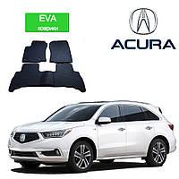 Автоковрики EVA для Acura MDX
