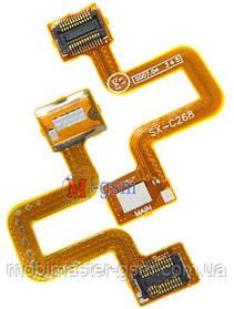 Шлейф Samsung C250