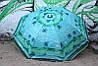 """Большой пляжный зонт 1.8 м с механизмом наклона """"Пальма"""", фото 2"""