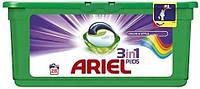 Капсули для прання кольорових речей ARIEL Pods 3в1 Color 28 шт.