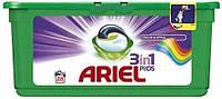 Капсулы для стирки цветных вещей ARIEL Pods 3в1 Color 28 шт.