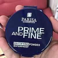 Компактная пудра Prime And Fine Parisa