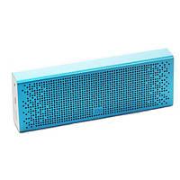 Колонка Xiaomi Mi Bluetooth Speaker Blue голубая оригинал Гарантия!