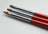 Кисти для наращивания и дизайна ногтей