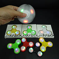 Спиннер-Fidget Spinner Светящийся в темноте