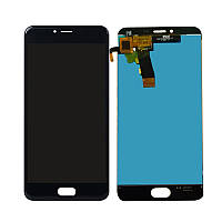 "LCD for Meizu M2 Note (5,5"")+touchscreen Black"